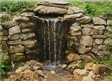 водоемы в садах